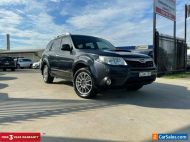 2011 Subaru Forester S3 S-EDITION Wagon 5dr Spts Auto 5sp AWD 2.5T [MY11] Grey