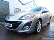 Mazda 3 2011 2.0 petrol 68k miles silver fully loaded astonishing condition!