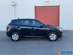2014 Mazda CX5 6spd 99km REGO READY  drives great  hail dents only