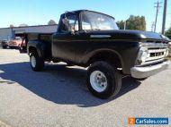 1961 Ford F-100 4X4 F100