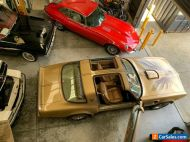 1978 PONTIAC TRANS AM SPECIAL EDITION Y8 GOLD MATCHING NUMBERS ! STUNNING