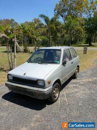 Suzuki Alto GA van 1987