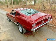 1968 Ford Mustang 1968 mustang fastback c code