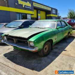 1974 Ford Falcon XB Sedan Falcon 500