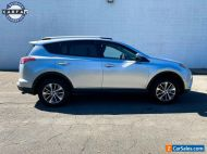 2016 Toyota RAV4 AWD XLE Edition 4dr SUV Clean Title Carfax Certified