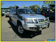 2009 Holden Colorado RC MY10 LT-R (4x4) Silver Manual 5sp M Crew Cab P/Up