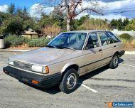 1988 Nissan Sentra Wagon