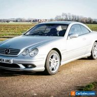 Mercedes BENZ  CL 55 KOMPRESSOR  500 BHP