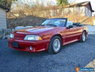 1989 Ford Mustang GT GT5.0