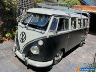 Kombi T1 split screen VW Bus Ready for Camping