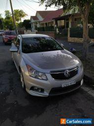 Holden Cruze 2011 - JH11 SRI 1.4L Silver