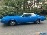 1973 Dodge Charger Mopar Coupe