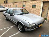 1986 Ford XF Fairmont Ghia 4.1L EFI JG32 Silver Metallic # xd xe xa xb xc falcon