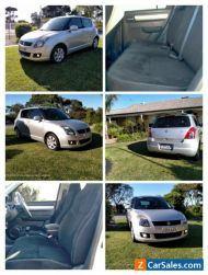 2010 Suzuki Swift  MY10 Update RE.4  Silver 5spd Manual Hatchback