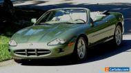 1999 Jaguar XK8 2+2