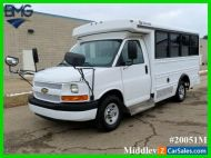 2012 Chevrolet Express 3500 2dr 139 in. WB Cutaway Chassis w/ 1WT