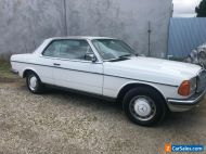 MERCEDES 280 CE COUPE 1985 MODEL