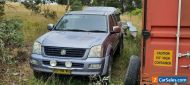 Holden rodeo ra 2003