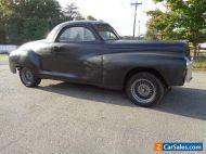 1948 Dodge BUSINESS COUPE MEADOW BROOK FLUID DRIVE