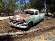 Chrysler Wayfarer Ute Valiant No Reserve Hot Rod Custom Project Garden Art