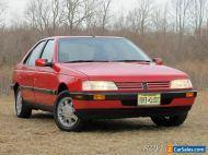 1990 Peugeot 405 S