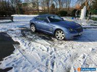Chrysler crossfire 3.2 v6 manuall