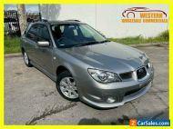 2005 Subaru Impreza S Hatchback 5dr Auto 4sp AWD 2.0i [MY06] Silver Automatic A