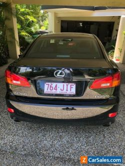 Motor Vehicle Lexus IS 250