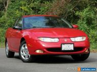 2001 Saturn S-Series SC2 3dr Coupe