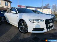 2014 Audi A6 Avant 2.0 TDI BLACK EDITION Estate