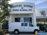 2007 Ford E-Series Van Cargo Extended XL cab, work van, CERTIFIED, 1 owner