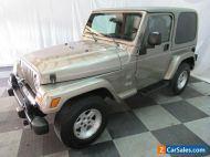 2004 Jeep Wrangler Sahara 4WD 2dr SUV