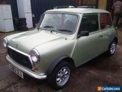 1985 Mini Classic Mini