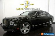 2016 Bentley Mulsanne Speed ($390,677 MSRP) *REAR ENTERTAINMENT* *PREMIER SPECIFICATION
