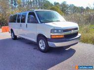 2011 Chevrolet Express LT 3500 3dr Extended Passenger Van w/ 1LT
