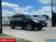 2013 Subaru Forester S4 2.5i-S Wagon 5dr Lineartronic 6sp AWD [MY13] Black A