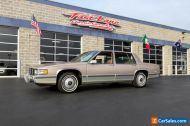 1991 Cadillac DeVille 4dr Sedan