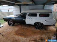 CL Chrysler valiant panelvan