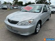 2004 Toyota Camry MCV36R Altise Silver Automatic 4sp A Sedan