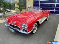 CORVETTE 1958 C1