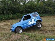 Suzuki jimny off roader green lane mini monster truck