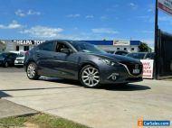 2013 Mazda 3 BM Series SP25 Astina Sedan 4dr SKYACTIV-MT 6sp 2.5i [Nov] Grey M