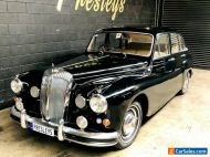 1956 Daimler Regency 104 One-O-Four# Wolseley rolls royce rover mercedes bentley