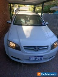 VE MY10 holden commodore omega sports wagon