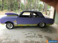 Ford Cortina Drag Car