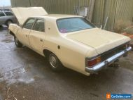 1979 Chrysler valiant Regal cl cm project parts donor charger vh vj pacer vf vg