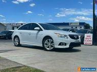 2013 Holden Cruze JH Series II SRi Sedan 4dr Spts Auto 6sp 1.6T [MY14] White A