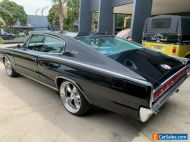 1966 DODGE CHARGER 383 BIG BLOCK FINISHED IN TRIPLE BLACK AND WHITE TRIM !WOW