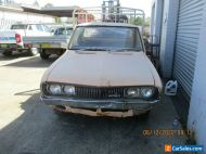 DATSUN 620 UTE VERY LITTLE RUST WAS FROM A VERY HOT DRY AREA