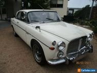 Rover P5 V8 coupe